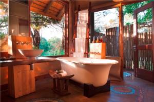 Rhino Post Bathroom