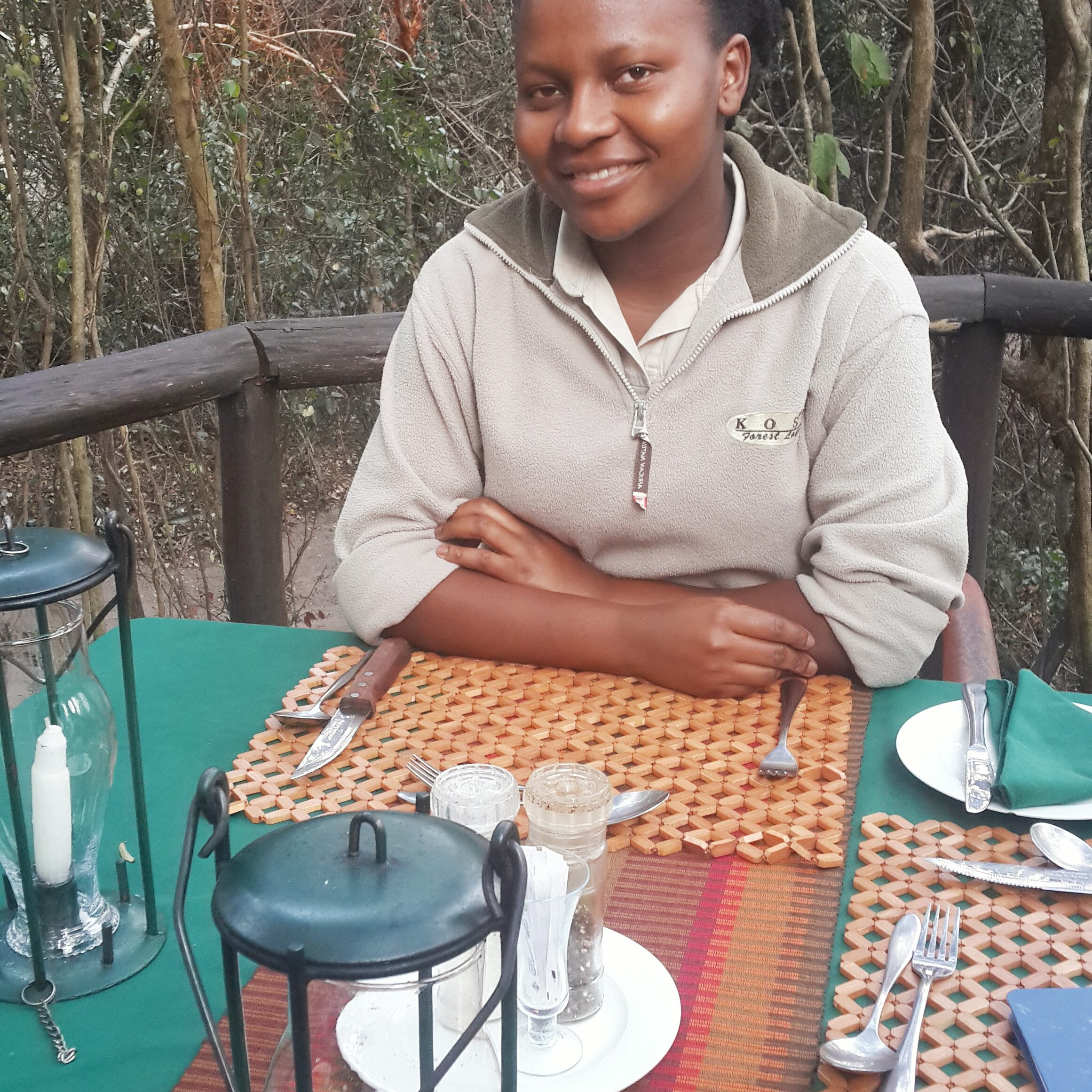Thandeka Gumede (Administrator, Kosi Forest Lodge)