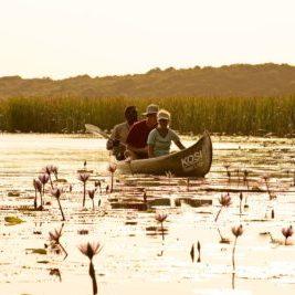 kosi-canoe